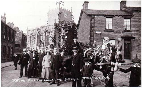 Skipton Hospital Gala 1911