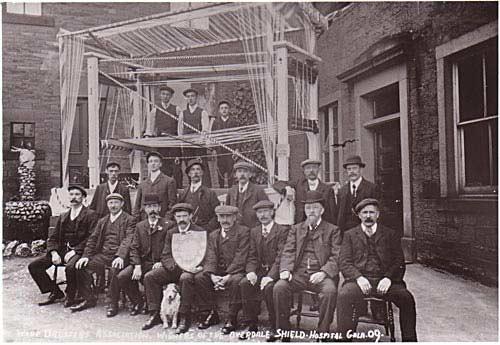 Skipton Hospital Gala 1909