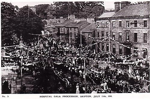 Hospital Gala Procession 1911
