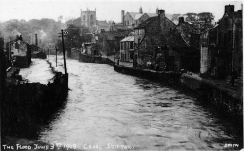 Canal Flood