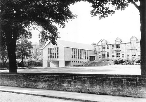Ermysted's Grammar School, Gargrave Road
