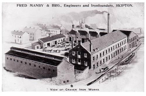 Craven Iron Works