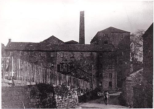 Eastby Mill