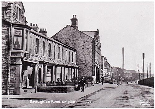 Broughton Road