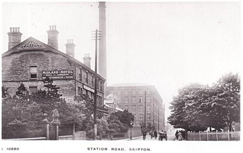 Station Road (Broughton  Road)
