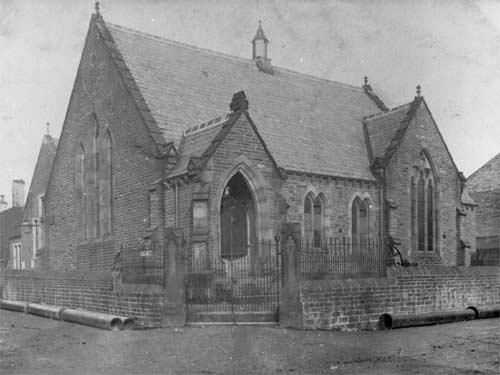 Baptist Chapel, Otley Street