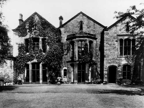 Dyneley House, Newmarket Street