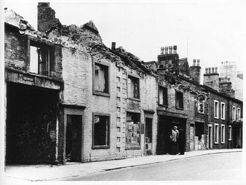 Demolition, Newmarket Street
