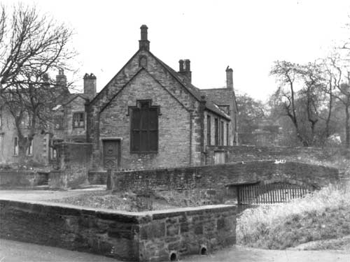 Old Grammar School, Shortbank Road