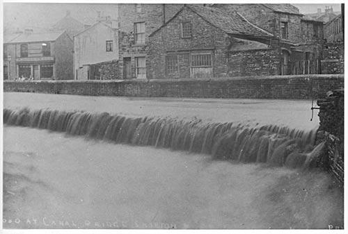 Springs Canal & Eller Beck