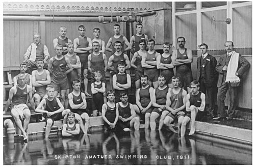Skipton Amateur Swimming Club 1911