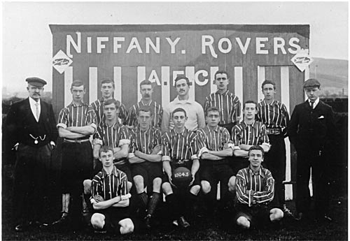 Niffany Rovers AFC
