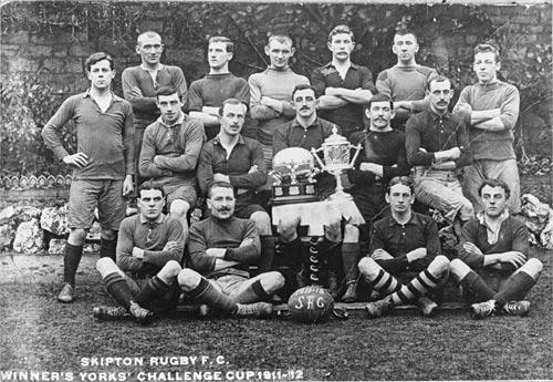 Skipton Rugby Football Club, 1911-12