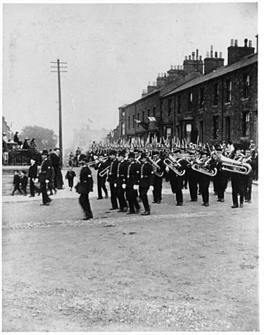 Skipton Mission Band