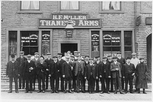 Thanet's Arms
