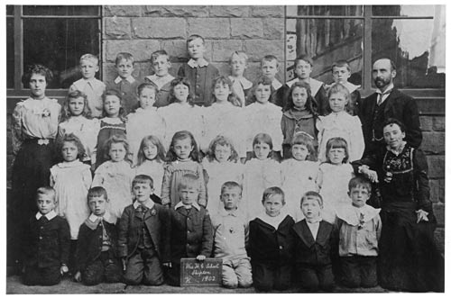 Wes. H.G School - group
