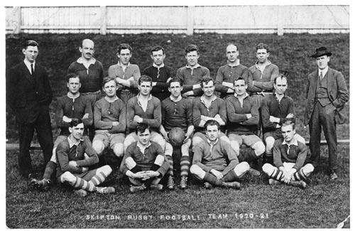 Skipton Rugby Football Team