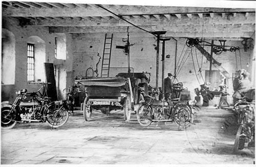Manby's Garage