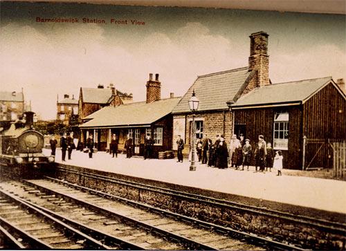 Barnoldswick Station