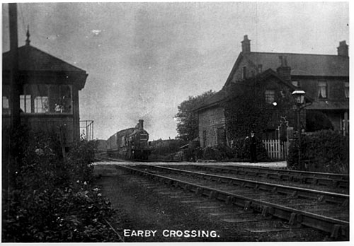 Earby Crossing