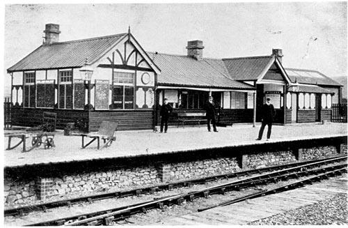 Grassington Station