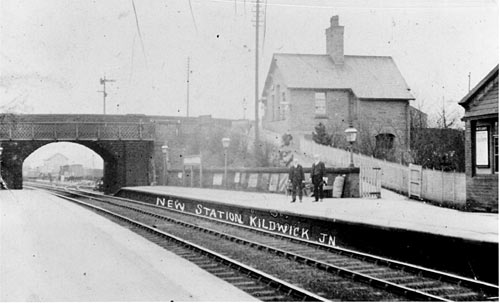 Kildwick Station