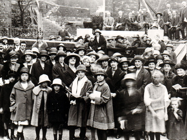 Skipton Hospital, new wing