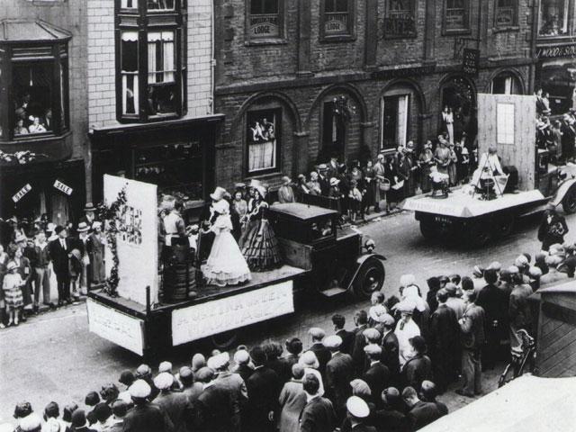 Skipton Gala 1932