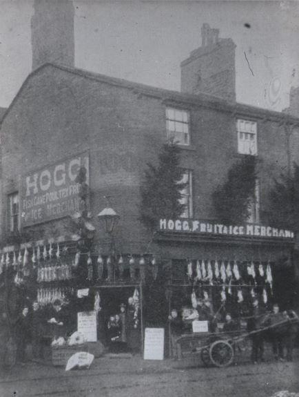Hogg, Skipton High Street