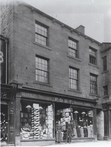 Forts Drapers Shop