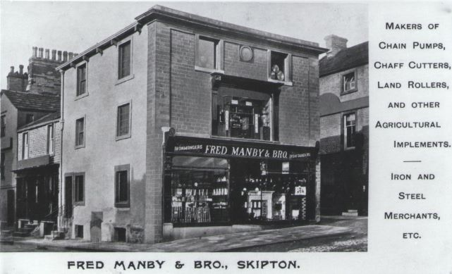 Fred Manby & Bro.