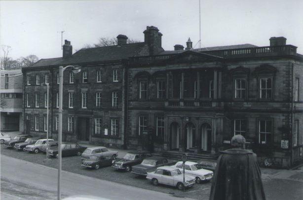 Skipton Town Hall