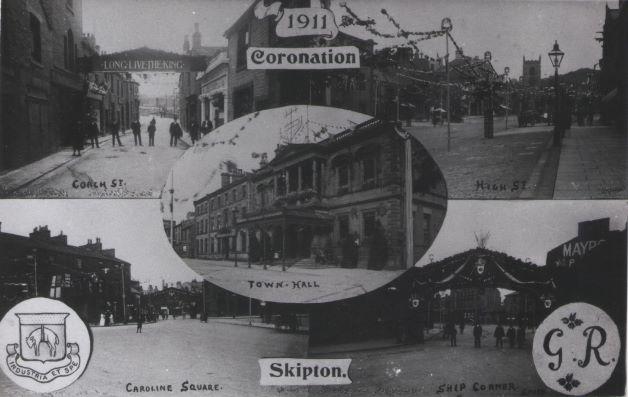 1911 Coronation Memento